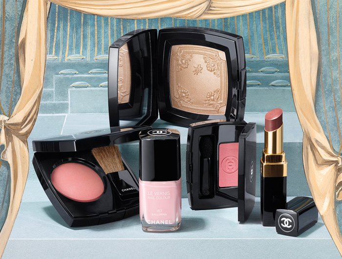 COLLECTION MAQUILLAGE CROISIERE DE CHANEL