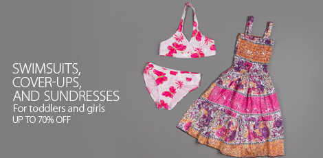Swimsuits, Cover-ups, and Sundresses