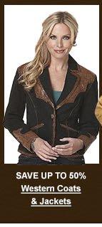 Women's Western Coats & Jackets