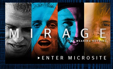 Rip Curl Mirage - Enter Microsite
