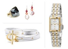 Hello, Statement-Maker Distinct Jewelry & Watches