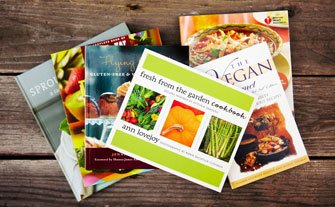 Health, Garden and Fitness Books - Visit Event