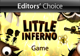 Editors' Choice: Little Inferno - Game
