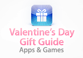 Valentine's Day Gift Guide - Apps and Games