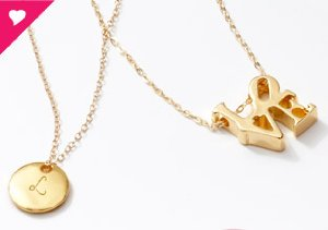 Personalized Charms & Pendants