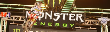 Airbrake MX Tallies First-Ever Victory with Eli Tomac 250 Supercross Triumph