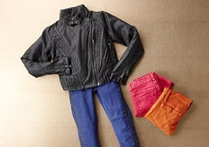 Trendy Denim for Tweens: BLANKNYC