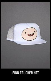 FINN TRUCKER HAT