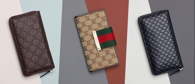 Prada Gucci & Lanvin