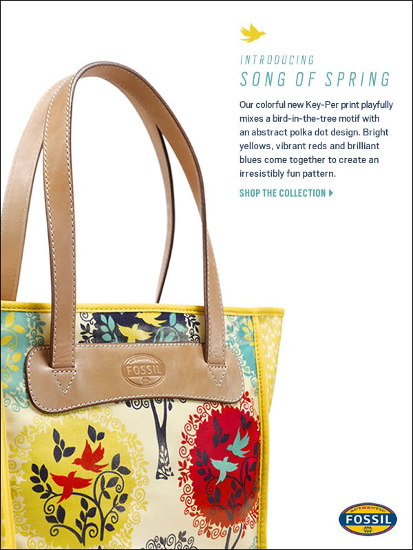 A little birdie told us of this great new purse! Shop the collection