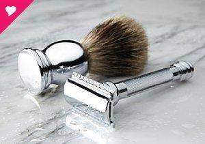 Get Groomed: Merkur Razors