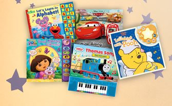 Kids' Favorite Characters: Interactive Books - Visit Event