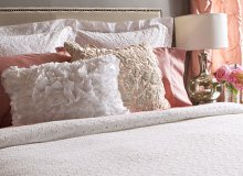 Get the Look The Romantic Bed & Bath