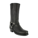 "Frye Women's Metal Harness 12"" Motorcycle Boots"