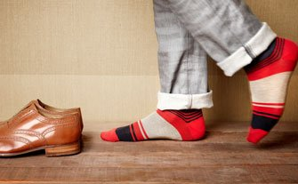 Florsheim Socks - Visit Event