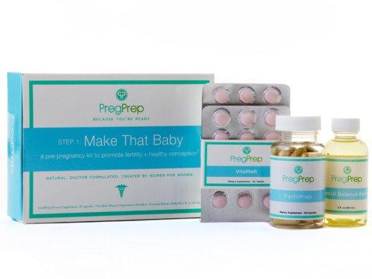 Make That Baby Kit by PregPrep from Keri Glassman