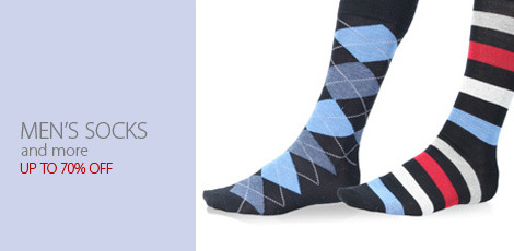 Men's Socks and More