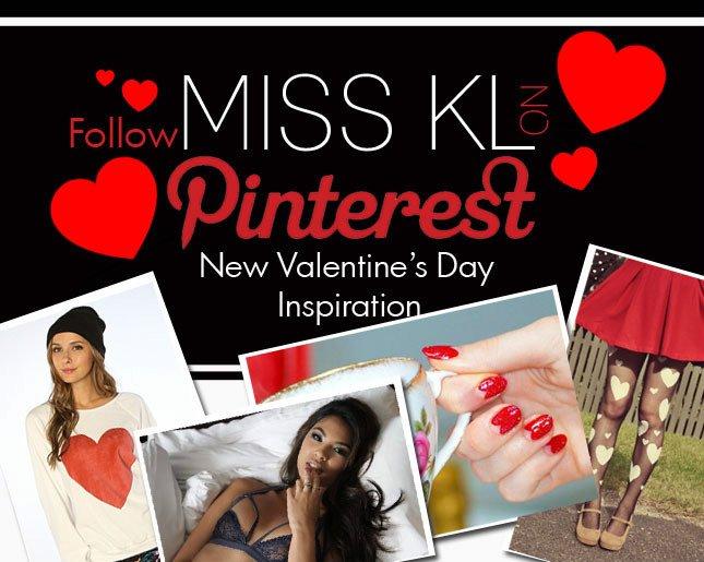 Follow Miss KL on Pinterest!