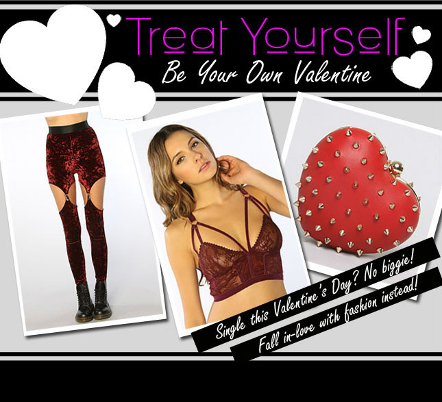 Single this V-Day? No problem, fall in love with these picks on Miss KL!