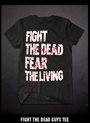 FIGHT THE DEAD GUYS TEE