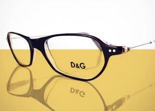 Optical Glasses: Dolce & Gabbana, DKNY, Gianfranco Ferre