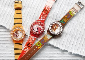Playful Watches for Kids