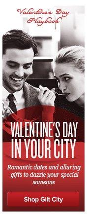 Gilt City Valentines Day