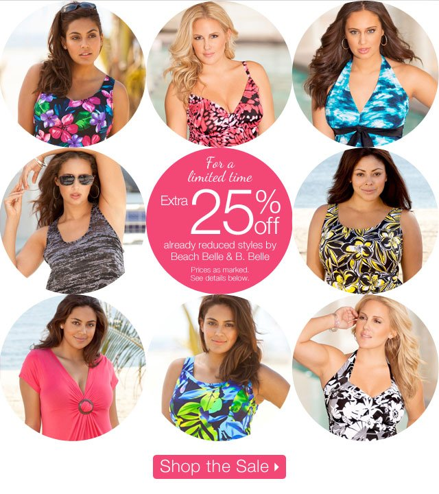 25 Percent Off Swim