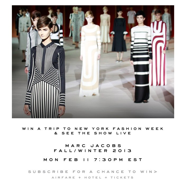 Marc Jacobs | Subscribe
