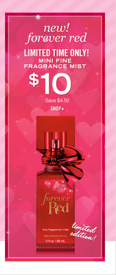 Fine Fragrance Mist - $10