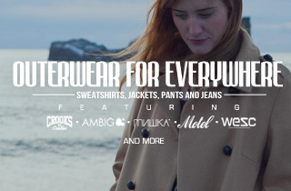 Outerwear For Everywhere