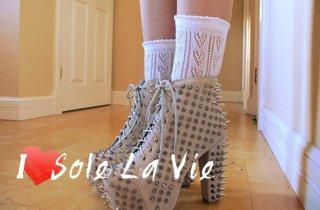 I Love Sole La Vie
