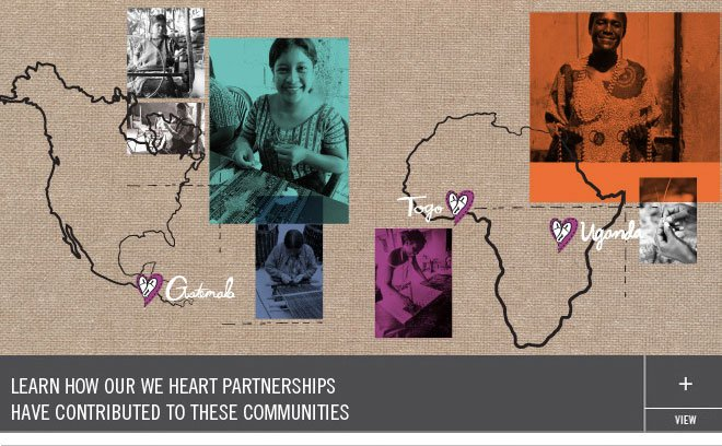 Learn How Our We Heart Partnerships Have Contributed To These Communities