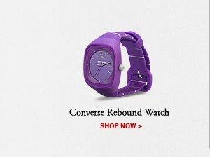 CONVERSE REBOUND WATCH | SHOP NOW
