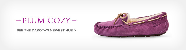 Plum Cozy - See the Dakota's newest hue >