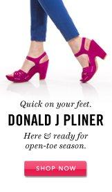 Donald J Pliner. Shop Now.
