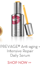 PREVAGE® Anti-aging + Intensive Repair Daily Serum. SHOP NOW.