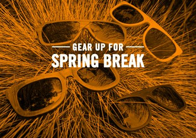 Shop Spring Break: Warm Weather Wear