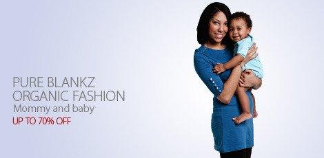 Pure Blankz Organic Fashion