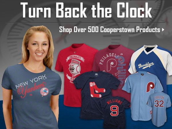 Shop Over 500 Cooperstown Products