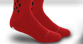 Shop Rose Crew Socks »