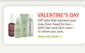 valentine's day. shop gift  guide.