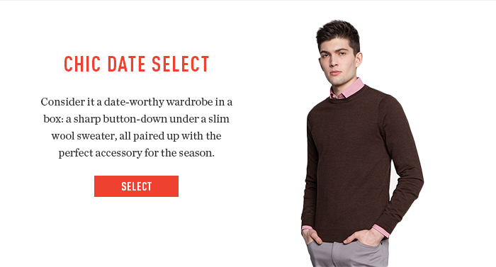 CHIC DATE SELECT