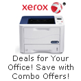 Xerox - Deals for Your Office! Save with Combo Offers!