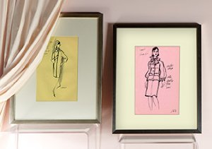 Celebrate Fashion Week: Fashion Sketches