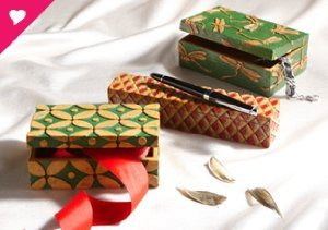 Gifts for Her: Soapstone Trinket Boxes