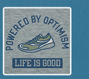 Men's Powered by Optimism Running