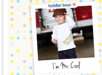 toddler boys