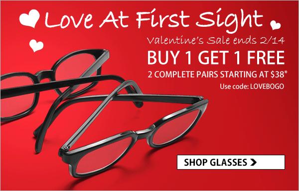 Valentine's Day Sale - Buy 1 Get 1 FREE!