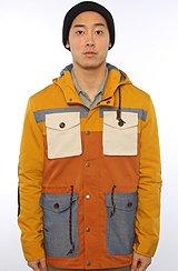 The Primavera Jacket in Mustard